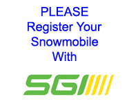 Register your sled